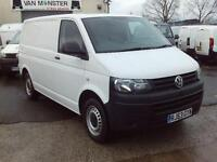 Volkswagen Transporter T28 swb 2.0tdi 102ps Startline DIESEL MANUAL (2013)
