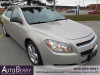 2012 Chevrolet Malibu LS *** Certified and E-Tested *** $9,499
