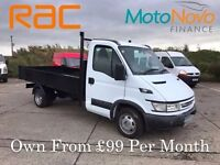 2006 IVECO DAILY 34C12 PICKUP