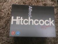 Hitchock films box set