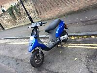 2004 53 PIAGGIO TYPHOON 50cc needs tlc £400ono