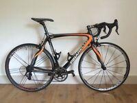 Pinarello carbon road bike - 56cm
