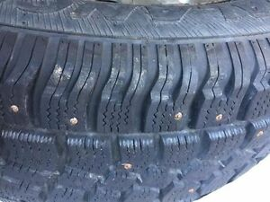 set of 4 Hercules X-treme Avalanche winter tires