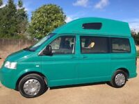 vw t5 transporter 2 berth camper,reduced by £2000,PLEASE SEE OUR FULL WALK AROUND VIDEO