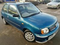 Nissan Micra 1.0 Petrol Manual 4 Months MOT - Brand new tyres