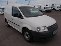 Volkswagen Caddy 2.0Sdi Pd 69Ps Van DIESEL MANUAL WHITE (2010)