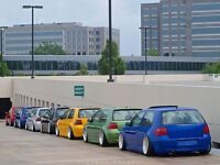 Mk4 golf wanted