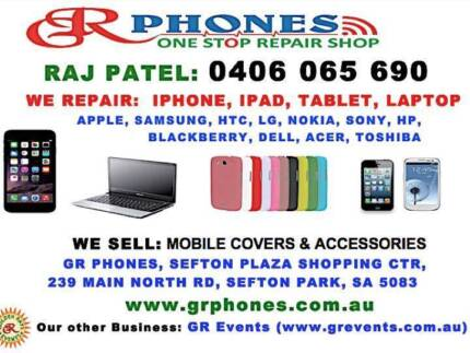 iphone 6/5/4/3 Repairs 30minute Adelaide QUICK,CHEAPEST& POPULAR Sefton Park Port Adelaide Area Preview