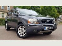 Volvo XC90 2.4 D5 SE SUV 5dr Diesel Geartronic AWD((FSH+1 LADY OWNER+IMMACULATE))