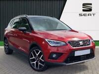2021 SEAT Arona 1.0 Tsi Fr Sport Suv 5dr Petrol Manual s/s 110 Ps Hatchback PETR