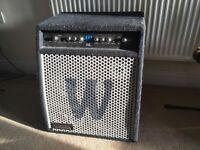 Warwick CCL ND 8 210 Bass Combo Amp