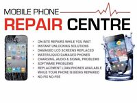 MOBILE PHONES REPAIRS IN COVENTRY CALL 07947 683 683 FOR FREE QUOTE ON ALL REPAIRS 3 BROAD STREET