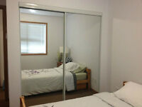 Furnished Room Franklyn Rd. Near  Leithead Rd  Kelowna