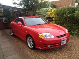 open to swap or sale px hyundai coupe 2lt se 2004