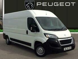 2020 Peugeot Boxer 2.2 Bluehdi 335 Professional Panel Van 5dr Diesel Manual L3 H