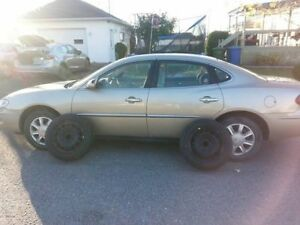 2005 Buick Allure Berline