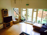 Huge converted warehouse room available immediately