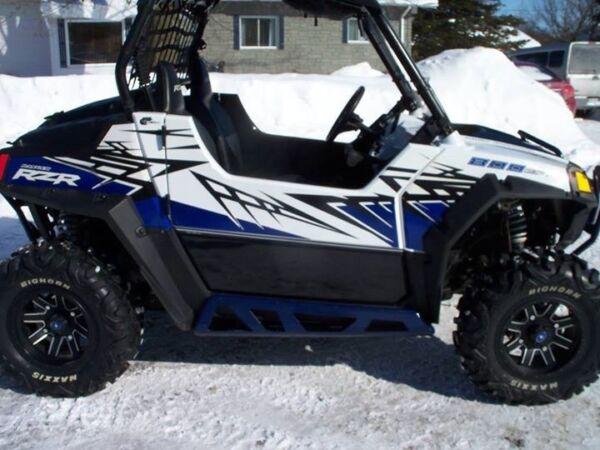 Used 2011 Polaris Ranger rzr polaris
