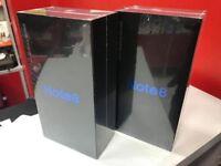 Genuine NEW Sealed Samsung Galaxy Note 8 64gb Midnight Black - Unlocked