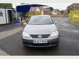 Volkswagen Golf 1.6 FSI Match 5dr + FULL HISTORY + 12 MOTHS MOT + 2 KEY