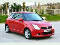 2007 Suzuki Swift 1.5 petrol Brilliant drives long mot Cheap and Bargain price