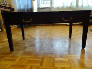 Coffee table! Must sell before the 31st. Pick up downtown Hali