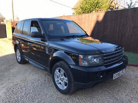 RANGE ROVER SPORT 2.7 SE **75,000 MILES....CAMBELTS CHANGED**