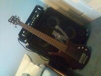 Warwick 6 string bass