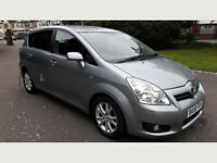7 Seater - 2009 Toyota Corolla Verso 2.2 D-4D SR 5dr - Diesel - Part Exchange Welcome - Drives Good