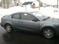 Saturn Ion Coupe 2007