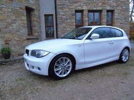 Dec 2009 £4250 BMW 1 Series M-Sport Immaculate Condiition inside and out
