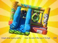 Soft play & Bouncy Castle