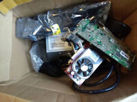 Box computer parts