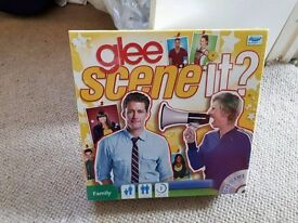 GGlee scene it? DVD board game NEW & SEALED