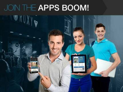 Join the Mobile App Boom. No Tech Skills Needed. BRISBANE