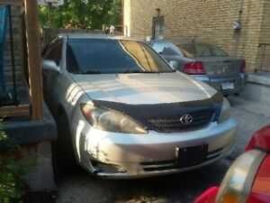 2003 Toyota Camry XLE Sedan - SELLING AS IS
