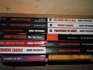 livres de James Patterson