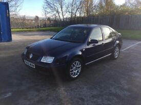 VW BORA 1.9 TDI PD 130 BHP HIGHLINE 2005, SUPER ECONOMICAL! 67.2mpg! not passat golf seat leon