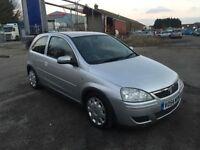 2005 Vauxhall Corsa Design 16V 1.2L Petrol