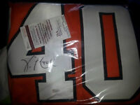 *REDUCED* Philidelphia Flyers Signed Lecalvaier Jersey with COA