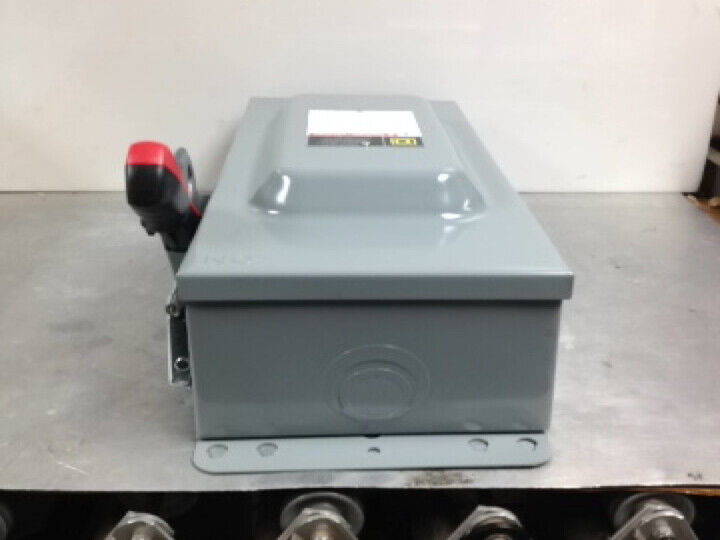 UpTo 1 NEW at MostElectric: H363A SQUARE D