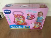 vtech first steps baby walker brand new £20 no offers collection gorleston