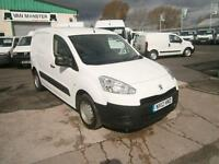 Peugeot Partner 850 S 1.6 Hdi 92 Van DIESEL MANUAL WHITE (2012)