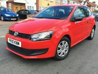 VW Volkswagen Polo 1.2 S 2010 1 OWNER HPI Clear