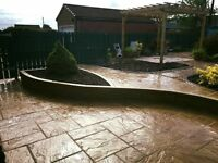 groundworks, landscape gardening, driveways, decking