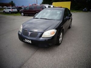 2006 Pontiac Pursuit G5 4 CYLINDER!!