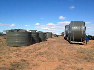 BULK SALE! 4 x 22,500LT Poly Water Tanks - ALL COLOURS - FREE DEL Gawler Gawler Area Preview