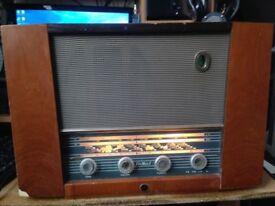 PYE Fenman 1 Vintage Valve radio