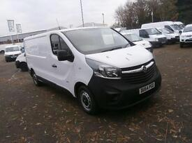 Vauxhall Vivaro LWB 1.6 CDTI 115ps 2.9t Van DIESEL MANUAL WHITE (2014)