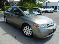 2007 Honda Civic LOADED.5-SPEED.POWER GROUP.MUST SELL